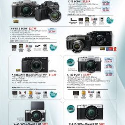 [FUJIFILM] Presenting our March promotion!