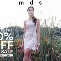 [MDSCollections] Don't miss out on additional 20% off sale items at mdscollections.