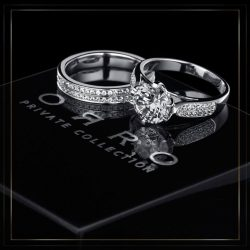 [ORRO Jewellery] Rings that tell a story…At ORRO, we bring your rings a step closer to the heart through offering elegantly