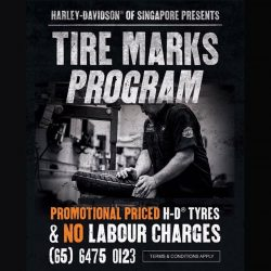 [Harley-Davidson] Did your hear about our Tire Marks Program?