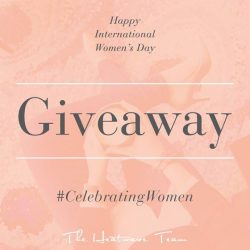 [Heatwave] This International Women's Day, we want you to share the love with other women too!