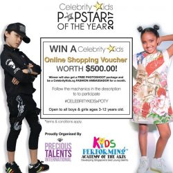 [Kids Performing™ Academy of the Arts] JOIN NOW and WIN the following prizes:1.