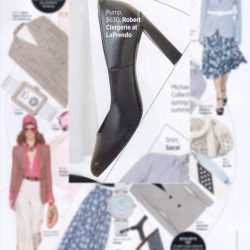 [LaPrendo] The Robert Clergerie Quoli black pumps, as featured in Harper's BAZAAR, Singapore 👠robertclergerie blackpumps shoeoftheday— Products shown: Robert Clergerie