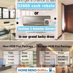 [G'PLAN] Get ready to indulge in these exclusive renovation promotion deals and lucky draw!