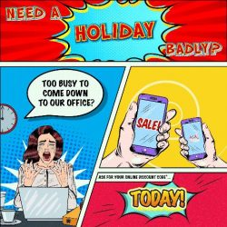 [ASA Holidays] Need a holiday escape from your daily hectic life?