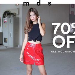 [MDSCollections] Last chance: 70% off.