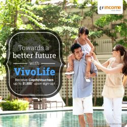 [NTUC Income Insurance] Insurance is not a liability but an asset.