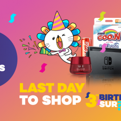 [Lazada Singapore] There's still hope to shop at our Birthday Sale!
