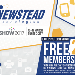 [Newstead Technologies] It is a good chance to join Newstead membership!