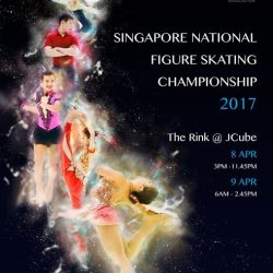 [En Sakaba] Skate up for Singapore Ice Skating Association's National Figure Skating Championships from 8 April 3.