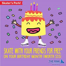 [THE RINK] Happy Birthday to all March babies!