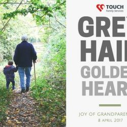 [TOUCH Community Service Centre] Are you looking for advice as a new grandparent?
