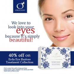 [Organi] We love to look into your EYES because it's simply beautiful!
