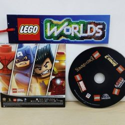 [GameMartz] Lego Worlds (PS4/XBox One) coming on this 8 March.