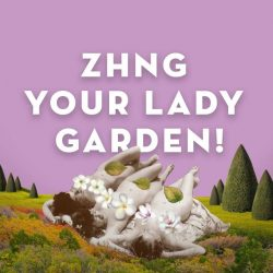 [Strip & Browhaus] Pruning and zhnging your garden is always important to make sure it is neat and tidy!