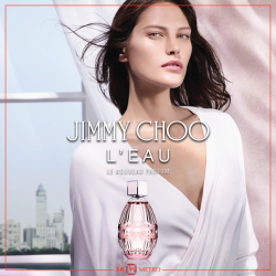 [Metro] A symphony of floral, fresh and musky notes, Jimmy Choo L'EAU is an expression of the Jimmy Choo woman -