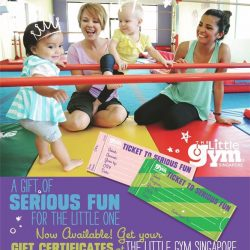 [The Little Gym] Gift Certificates make the perfect gift for any occasion or celebration!