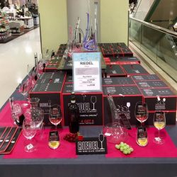 [Riedel] The popular Riedel Sommeliers, Vinum and O special value packs are now back in store!