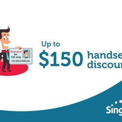 [Singtel] Unwind this weekend with CIS offers!