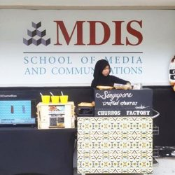 [Churros Factory Singapore] Thank you for Joining us @mdis_sg for a fun and fruitful day!