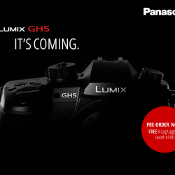 [Panasonic] The wait is over Panasonic Singapore fans!