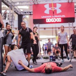[Under Armour Singapore] Here's the action you missed at our first TestOfWill2017 National Heats in Indonesia!
