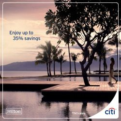 [Citibank ATM] Make your next vacation a relaxing one.
