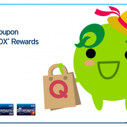 [Citibank ATM] Pay for your shopping at Qoo10 with your Citi Rewards Card and reap even more Rewards!