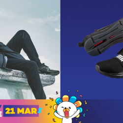 [Lazada Singapore] Get up to 40% off Puma products during the Birthday Sale from 21 to 23 March!