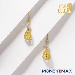 [MONEYMAX] Contemporary meets cute in this geometric inspired collection.