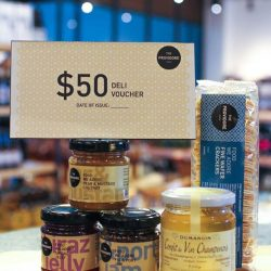 [The Providore] Stand a chance to win a set of our deli picks worth more than $100 simply by signing up for