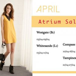 [BEGA] Check out our latest Atrium Sales on April!