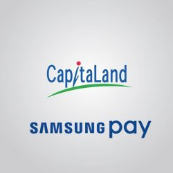[American Express] Get S$5 CapitaVoucher with S$10 spend on Samsung Pay across 14 CapitaLand Malls.