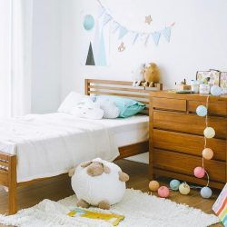 [Scanteak] Build the kids a cosy bedroom and watch them grow with their dreams 🌟 scanteak SoScankomfortable sleepbetter Pop by Liang Court