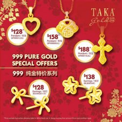 [Taka Jewellery Treasures] NEW IN!