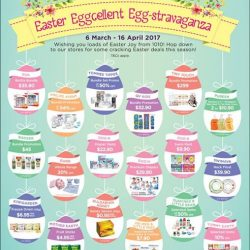 [10 10 Mother & Child Essentials] It's going to be Easter time soon!