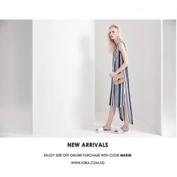 [IORA] New items dropped online, enjoy further promotions when you shop online!