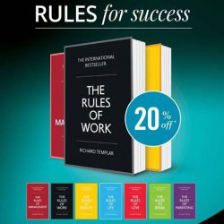 [MPH] Pearson Rules for Success Promotion20% off RULES series Promotion valid from 1 - 31 March 2017 * Whilst Stocks Last
