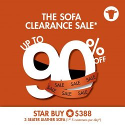 [Sofa Outlet] The sofa clearance sale that everyone has been waiting for!