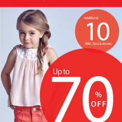 [PONEY enfants] Now @ Isetan Serangoon Central L1 Promotion Gallery