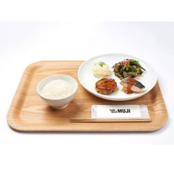 [MUJI Singapore] In every dish at Café&Meal MUJI, a great deal of effort is made to ensure the good taste of
