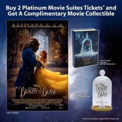 [Cathay Cineplexes] Rediscover a tale as old as time.
