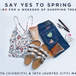 [American Eagle Outfitters] RSVP to our shopping event happening 18 & 19 March!
