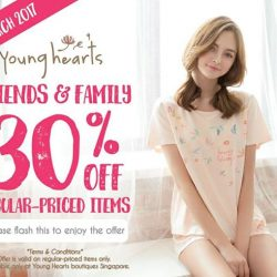 [Young Hearts] Family & Friends Promotion!
