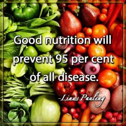 [Healthystars] Nutrition is the stepchild of healthcareWhat you eat has everything to do with your health.