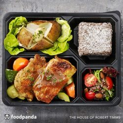 [foodpanda] WhatsForDinner: Singapore's first casual Australian cafe, The House of Robert Timms, has introduced their latest box sets that offer