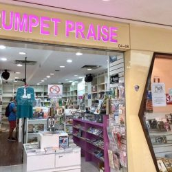 [TRUMPET PRAISE] It's our last weekend here at Bishan, Junction 8 04-06, drop by to say hi/bye and enjoy