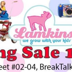 [Lamkins] We are having a opening sale for our new office/showroom!