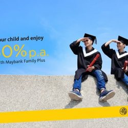 [Maybank ATM] Worrying about your child's education cost?