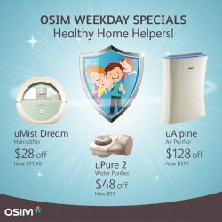 [OSIM FOCUS] Have you made your home healthier yet?
